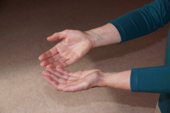 Meditativer Tanz mit Schw. Carmen