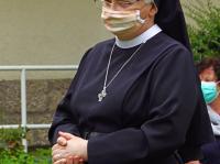 Ritafest Masken Schw. Rita-Maria