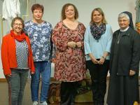 k-Weihnachtsessen Ritaschwestern 11.12.19 17